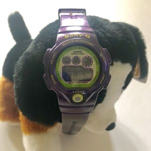 Casio Baby G-Shock Watch / BG100-5M